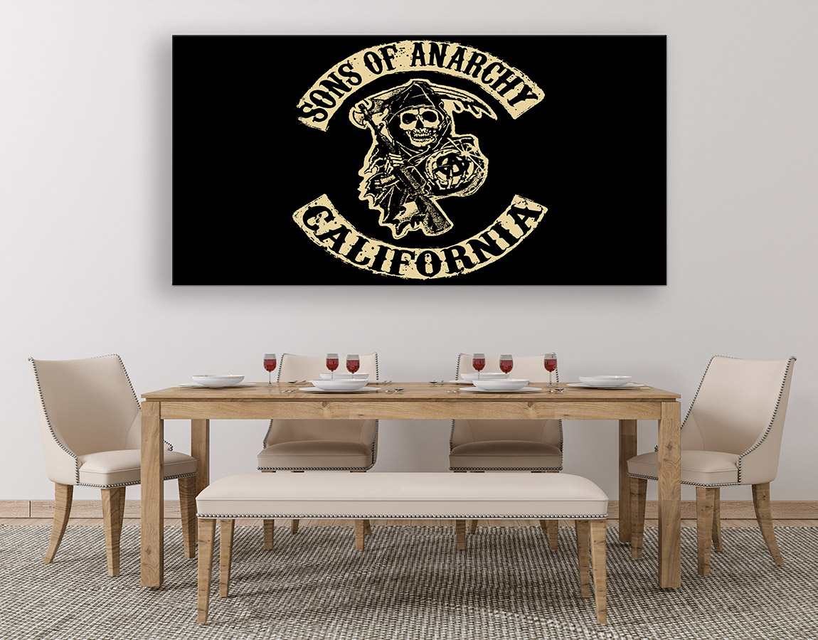 Sons of anarchy california